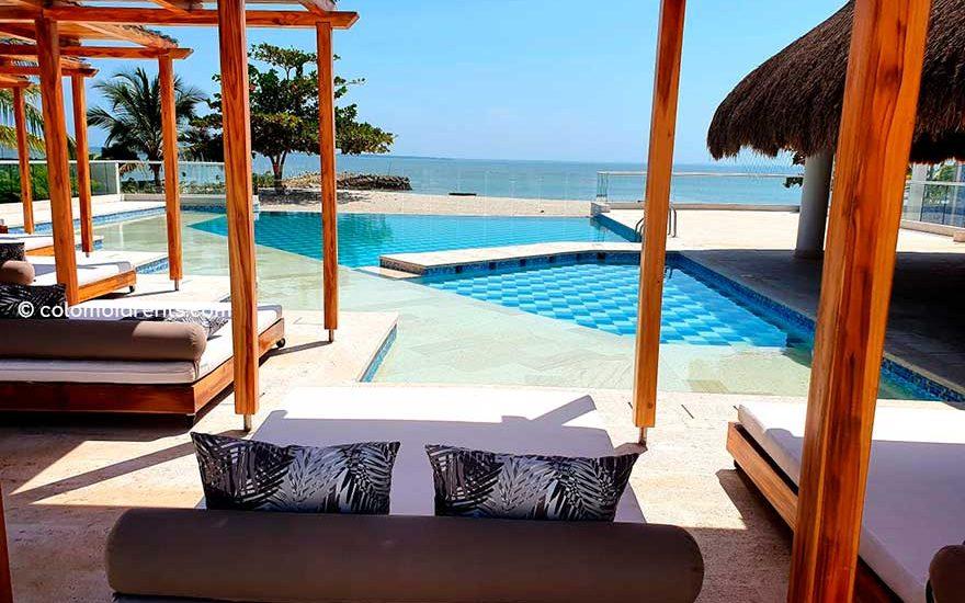 Casa de Playa en Barú Colombia