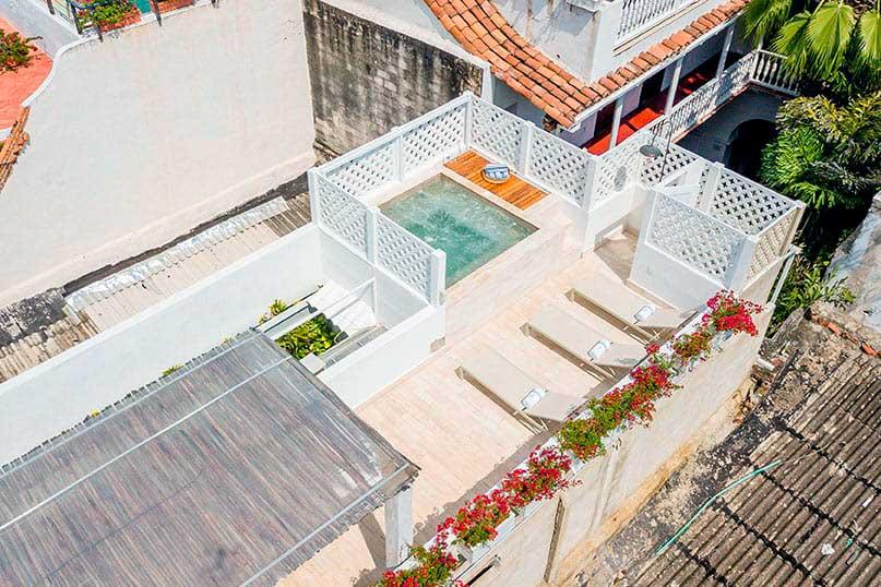 Casa Centro Histórico Cartagena 138