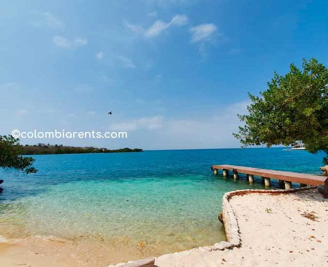 Isla Privada | Islas del Rosario 043