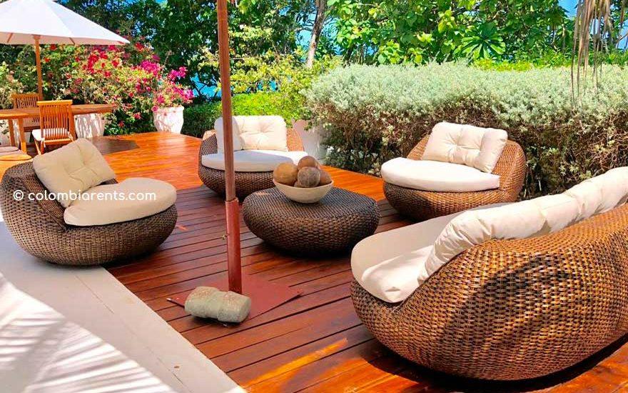 Alquiler Villas en las Islas del Rosario
