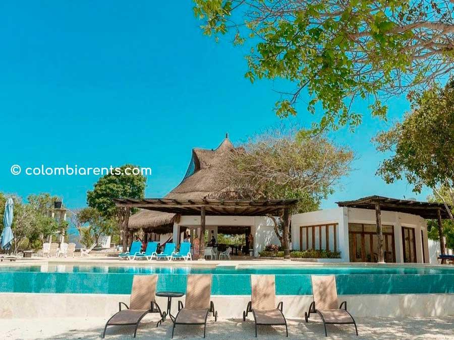 Casa de Playa | Isla Tierra Bomba 046