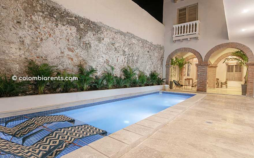 Casas en Getsemaní Cartagena de Indias
