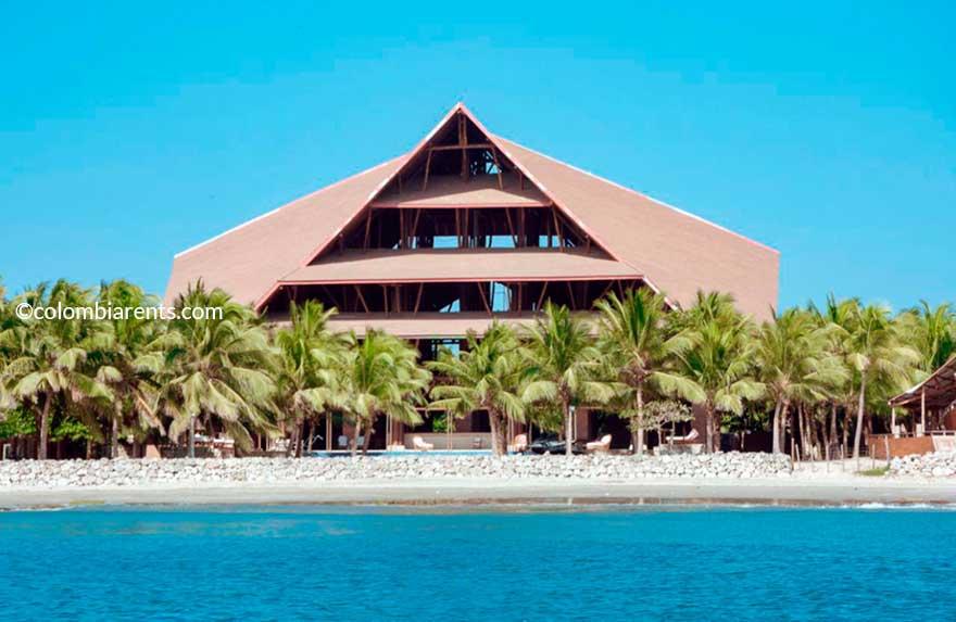 Casa de Playa | Isla Tierra Bomba 048