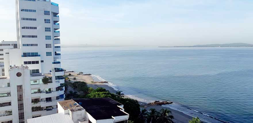 Apartamento Cartagena en Venta 004