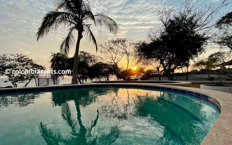 Casa Tierra Bomba Cartagena de Indias