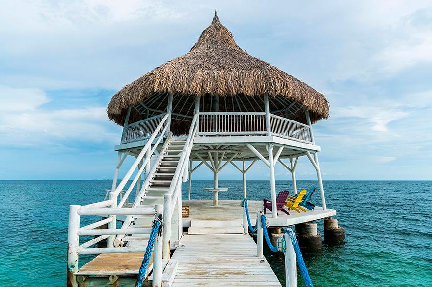 Casa de Playa | Isla Tintipán 049