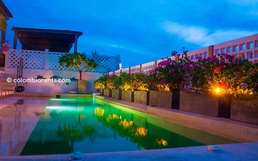 Casa en el Centro Histórico de Cartagena de Indias
