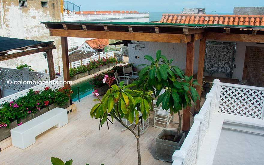 Casa Centro Histórico Cartagena 140