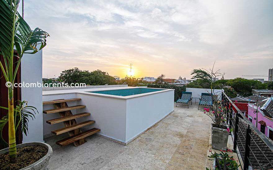 Alquiler Casa Getsemaní Cartagena