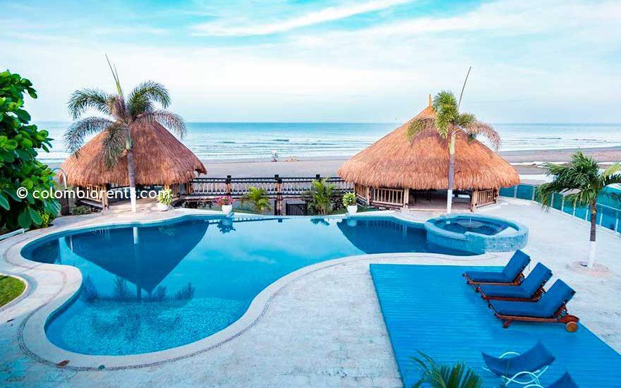Casa en la Playa de Cartagena