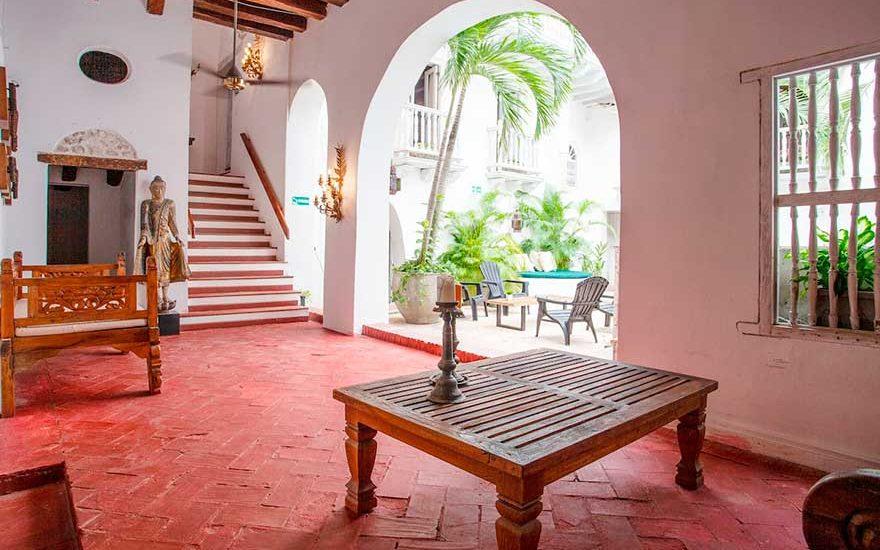 Alquiler Ciudad Vieja Cartagena de Indias