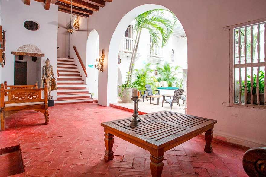 Casa Centro Histórico Cartagena 141