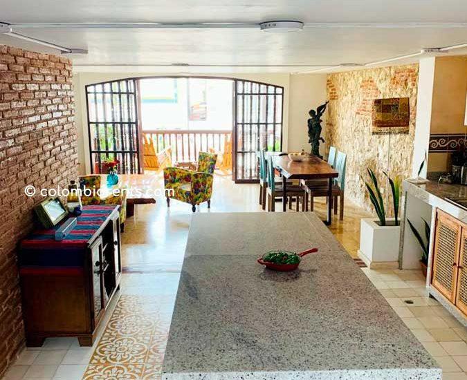 Apartamento Cartagena en Venta 008