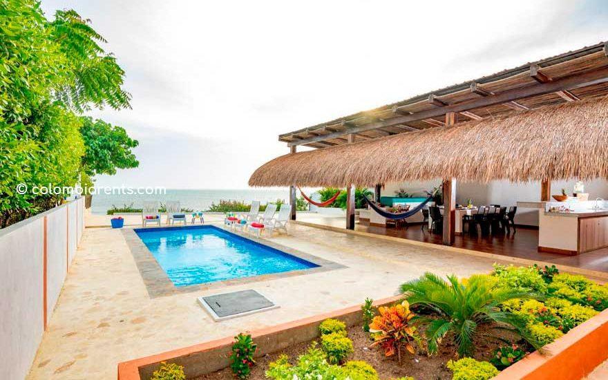 Arriendo Casa Punta Canoa