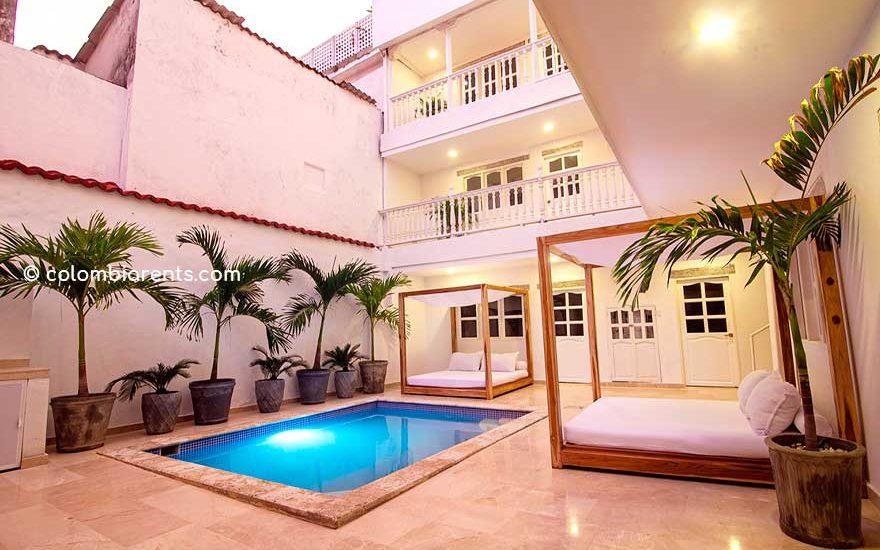 Casa Centro Histórico Cartagena 142